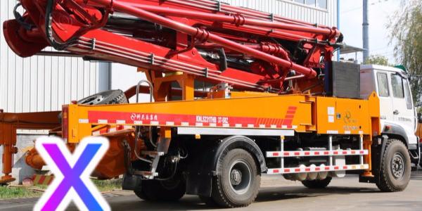 小型混凝土泵车的选型技巧及泵送技术——科尼乐