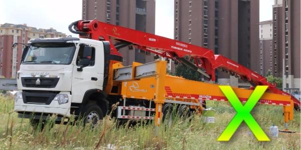 小型混凝土泵车停车安置地点大揭秘(一)——科尼乐