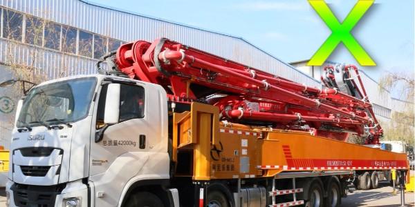 小型混凝土泵车是否堵管怎样进行判断?——科尼乐
