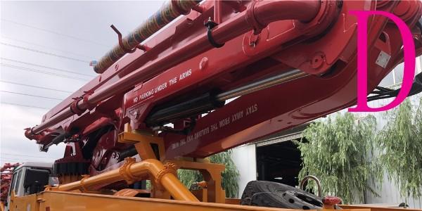 如何将小型混凝土泵车浇筑效果达到最佳