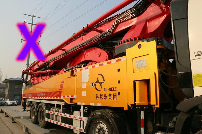 青岛小型混凝土泵车价格 (33)