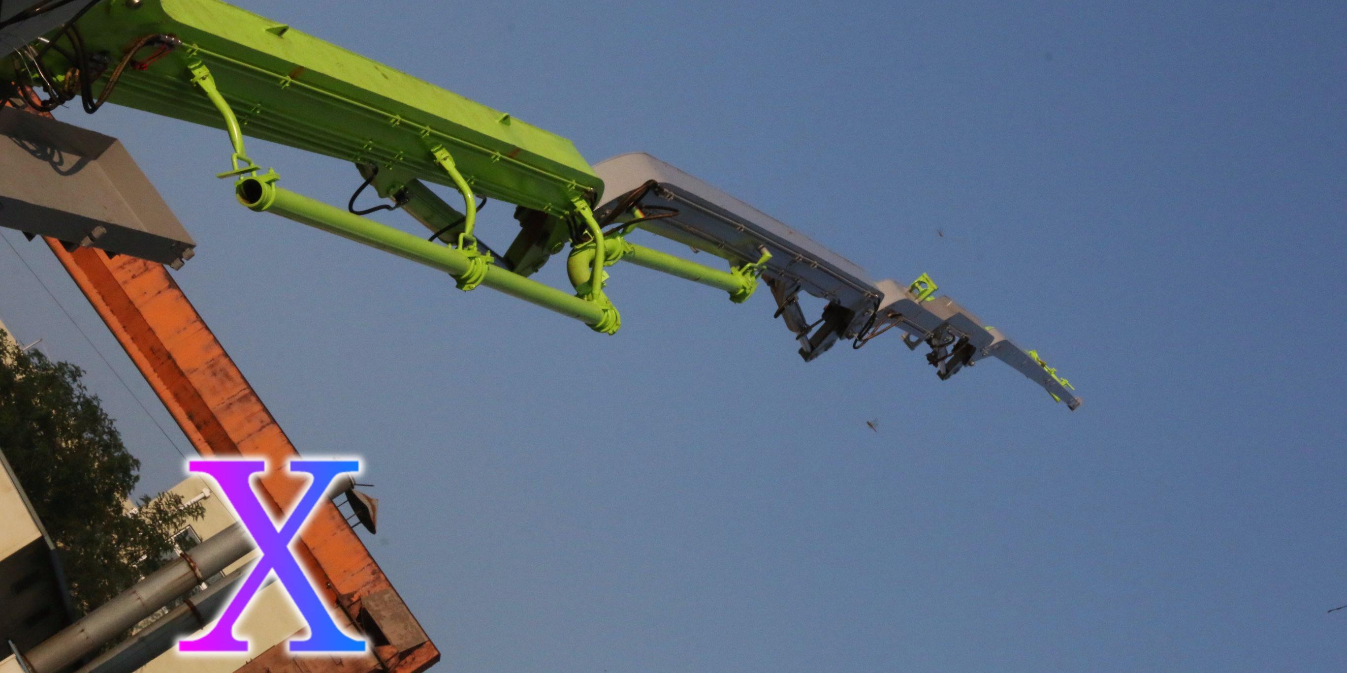 科尼乐混凝土布料机施工安装注意事项大盘点