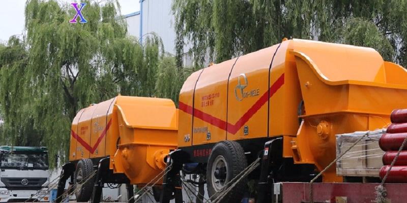 科尼乐混凝土泵产品优势分析