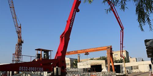 科尼乐解析混凝土泵车作业中最容易出事故的环节
