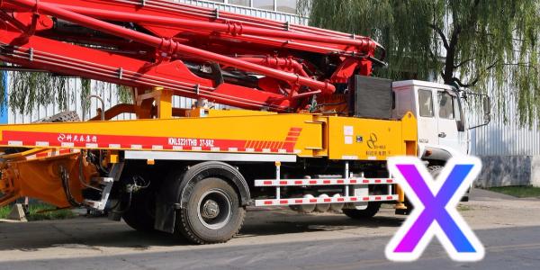 小型泵车浇筑必须严格按照浇筑顺序进行——科尼乐