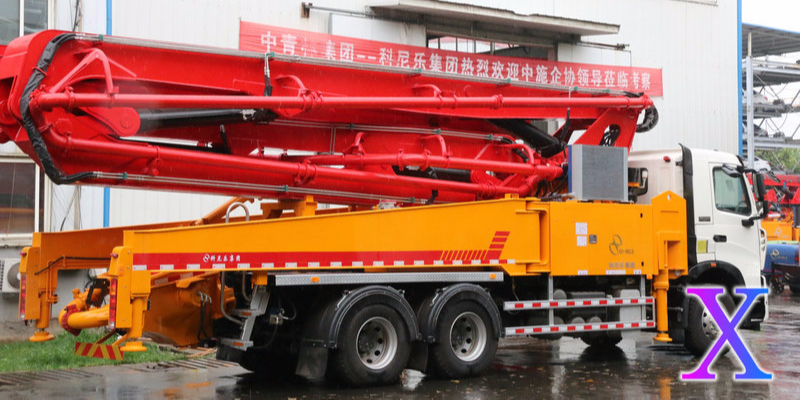 科尼乐小型混凝土泵车易损件详细介绍