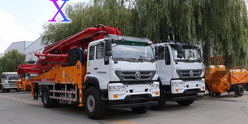 小型混凝土泵车施工过程中混凝土开裂的解决方案