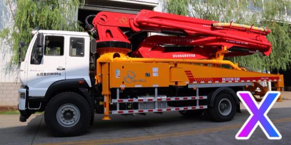 小型混凝土泵车安全管理制度——科尼乐