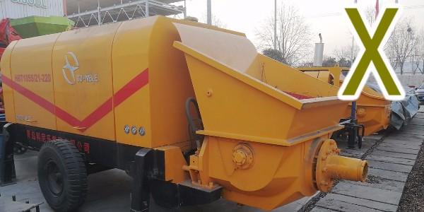 混凝土泵该怎样选型,才能保证施工效率?——科尼乐集团