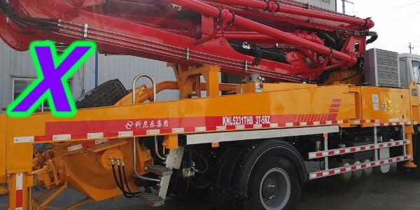 小型泵车之配件—零件磨损程度怎样进行判断?