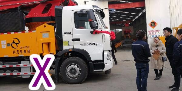小型泵车液压油质量严格把控,才能小型混凝土泵车牛到飞起(一)