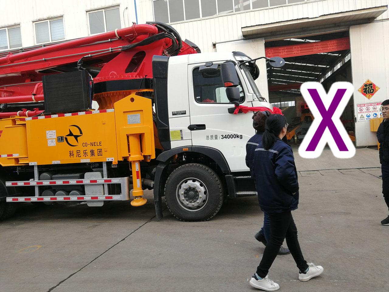 青岛小型混凝土泵车价格 (46)