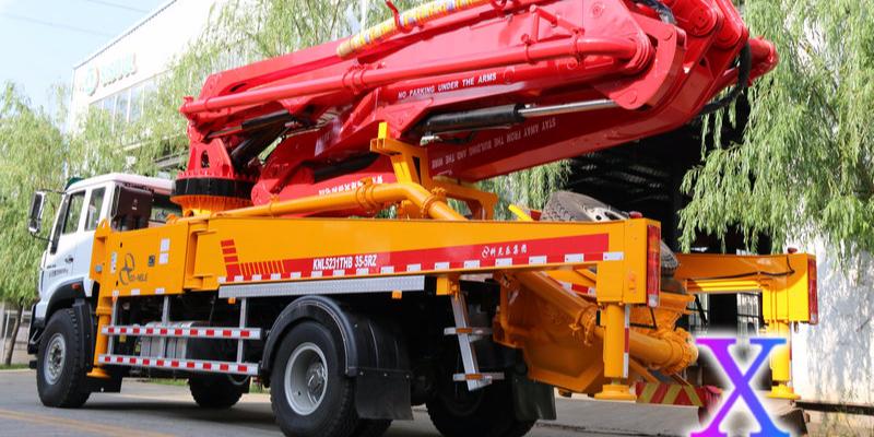 小型混凝土泵车目前为何如此受欢迎呢?——科尼乐