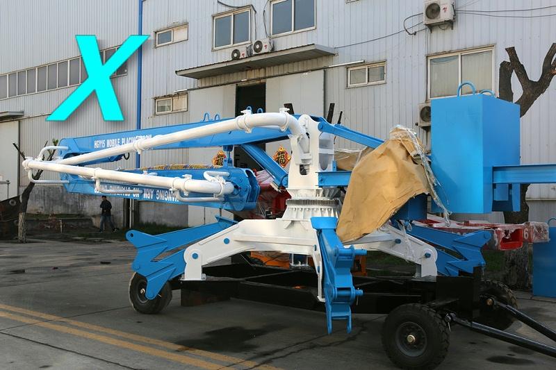 青岛混凝土布料机价格