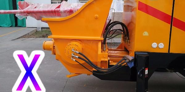 混凝土泵在实际施工过程中的工作原理简析——科尼乐集团