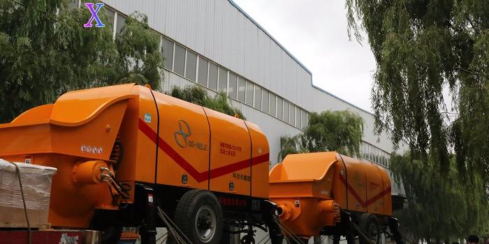 混凝土泵对施工骨料的要求——科尼乐