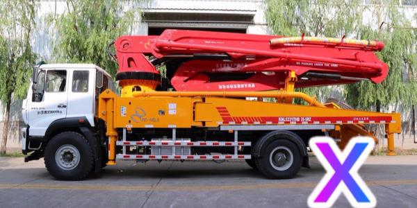 小型混凝土泵车发动机省油小诀窍——科尼乐