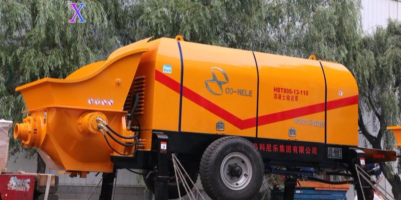 科尼乐混凝土泵安全操作规程知多少