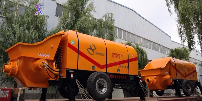 科尼乐混凝土泵产品优势及性能特点