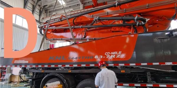 刚入手一台新的混凝土泵车,要怎么做?