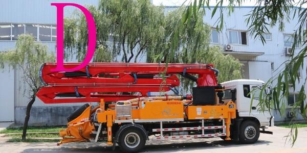 小型混凝土泵车技术的发展趋势