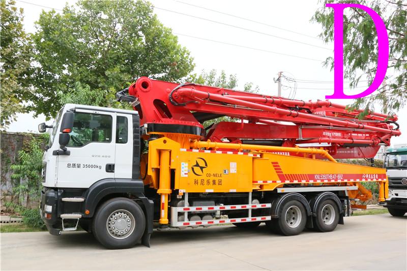 青岛小型混凝土泵车价格 (6)