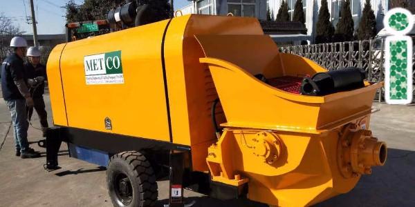 要想延长混凝土泵的使用寿命,小科来教你怎么做?