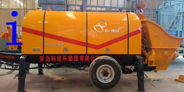混凝土泵泵体出现开裂或滑丝的危险时,应该怎样进行处理?