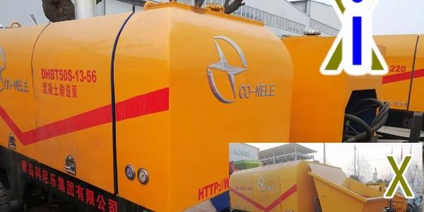 混凝土泵向高处泵送时布管应注意哪些事项,才能更好地进行泵送?