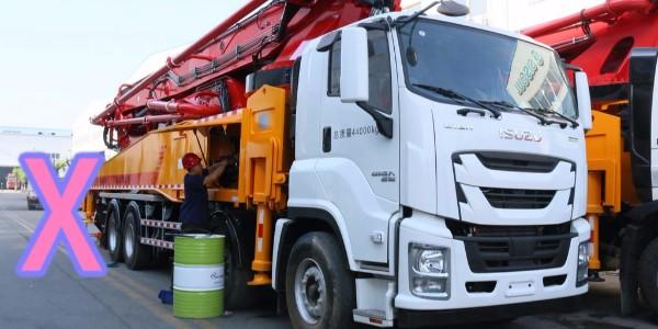 软管的使用及库存期限会对小型泵车的日常工作造成哪些影响呢?
