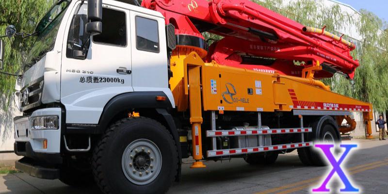 小型混凝土泵车易磨损部件解析——科尼乐
