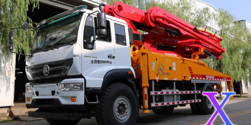 小型混凝土泵车保证混凝土浇筑的质量,正确的做法是什么?——科尼乐