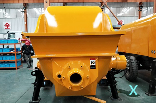 柴油机泵混泥土泵