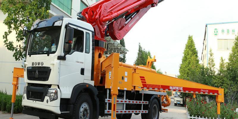 小型混凝土泵车的发展趋势