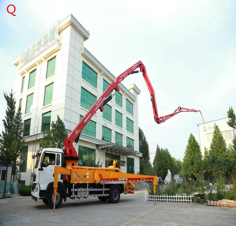小型混凝土泵车,天泵,小型泵车