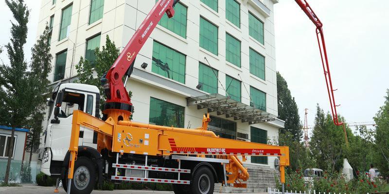 小型混凝土泵车的遥控系统故障分析
