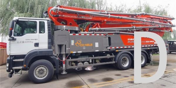 深度解剖泵车工作原理和结构特点