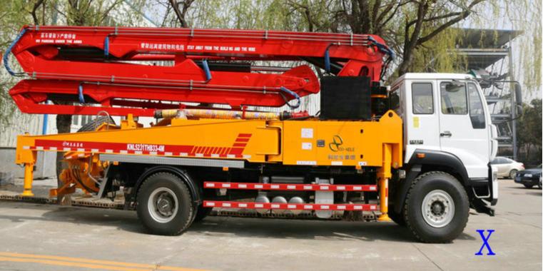 混凝土泵管道安全使用