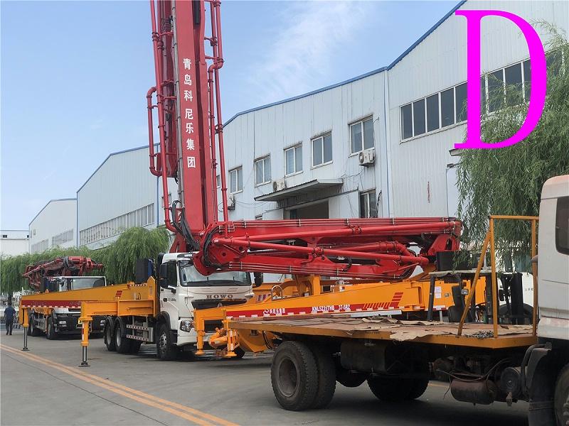 青岛小型混凝土泵车价格 (5)