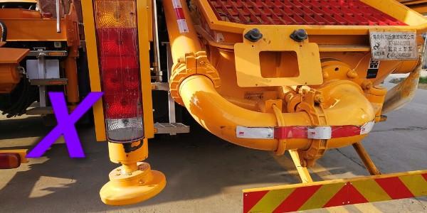 小型泵车之配件—多路阀无反应怎么办?