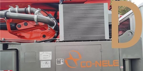 润滑系统对泵车起到哪些作用?