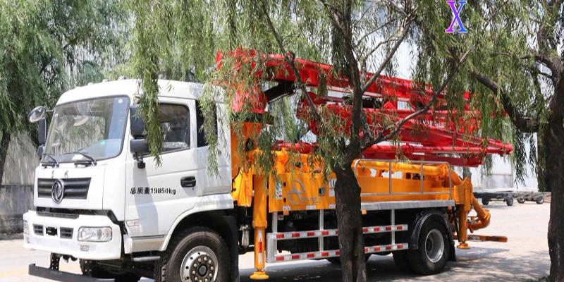 科尼乐天泵臂架日常保养维护工作简析