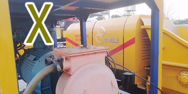 混凝土泵—内控式顺序阀的调整需要注意哪些事项?