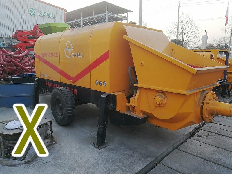 青岛混凝土输送泵价格 (2)