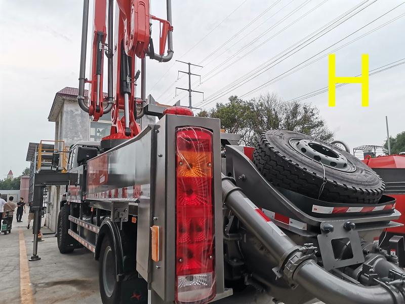 泵车混凝土