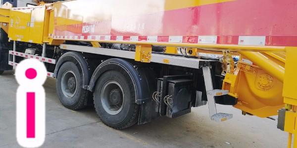 小型混凝土泵车管道压力了解一下,让您轻松解决泵送难题