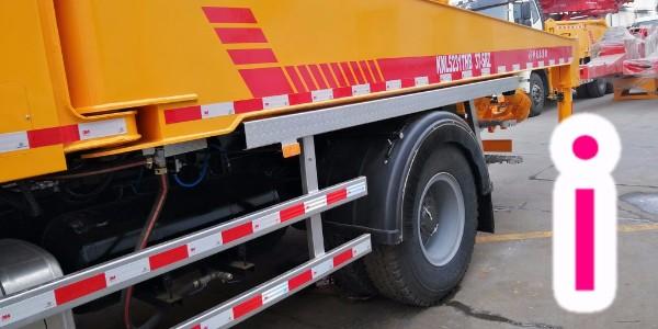 小型混凝土泵车施工过程中发动机水温突然增高怎么办?—科尼乐集团