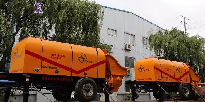 科尼乐混凝土泵的使用条件有哪些?