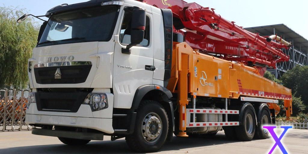 科尼乐小型混凝土泵车该如何选择?