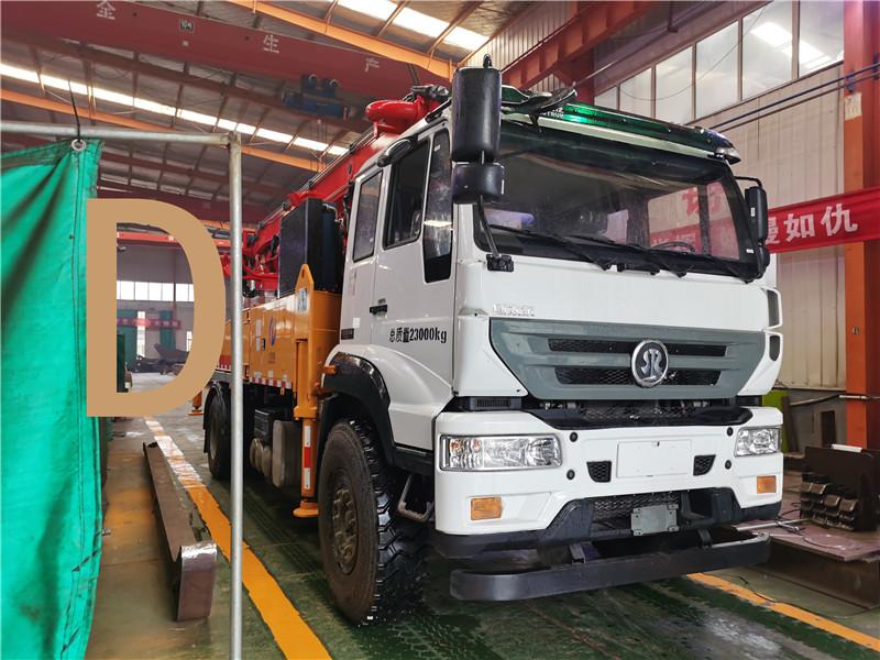 青岛混凝土泵车价格 (40)